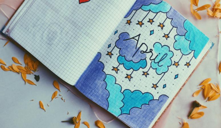 Gratitude Journal Prompts for April