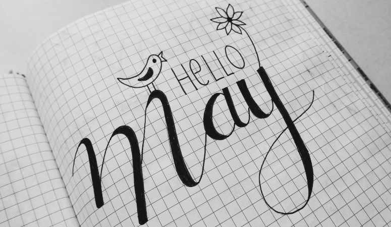 Gratitude Journal Prompts for May