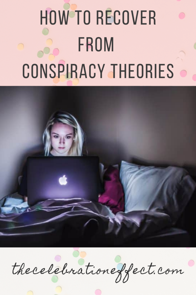how to recover from conspiracy theories